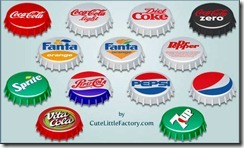 Soda-Pop-Caps-Icons