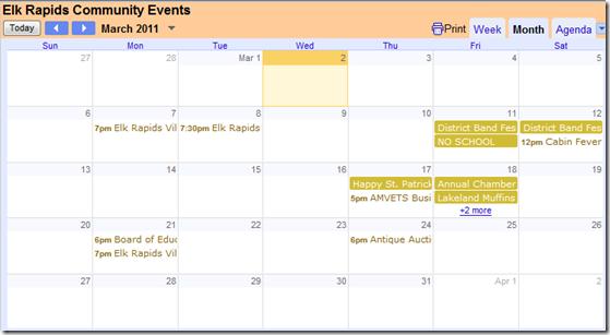ERP_Calendar